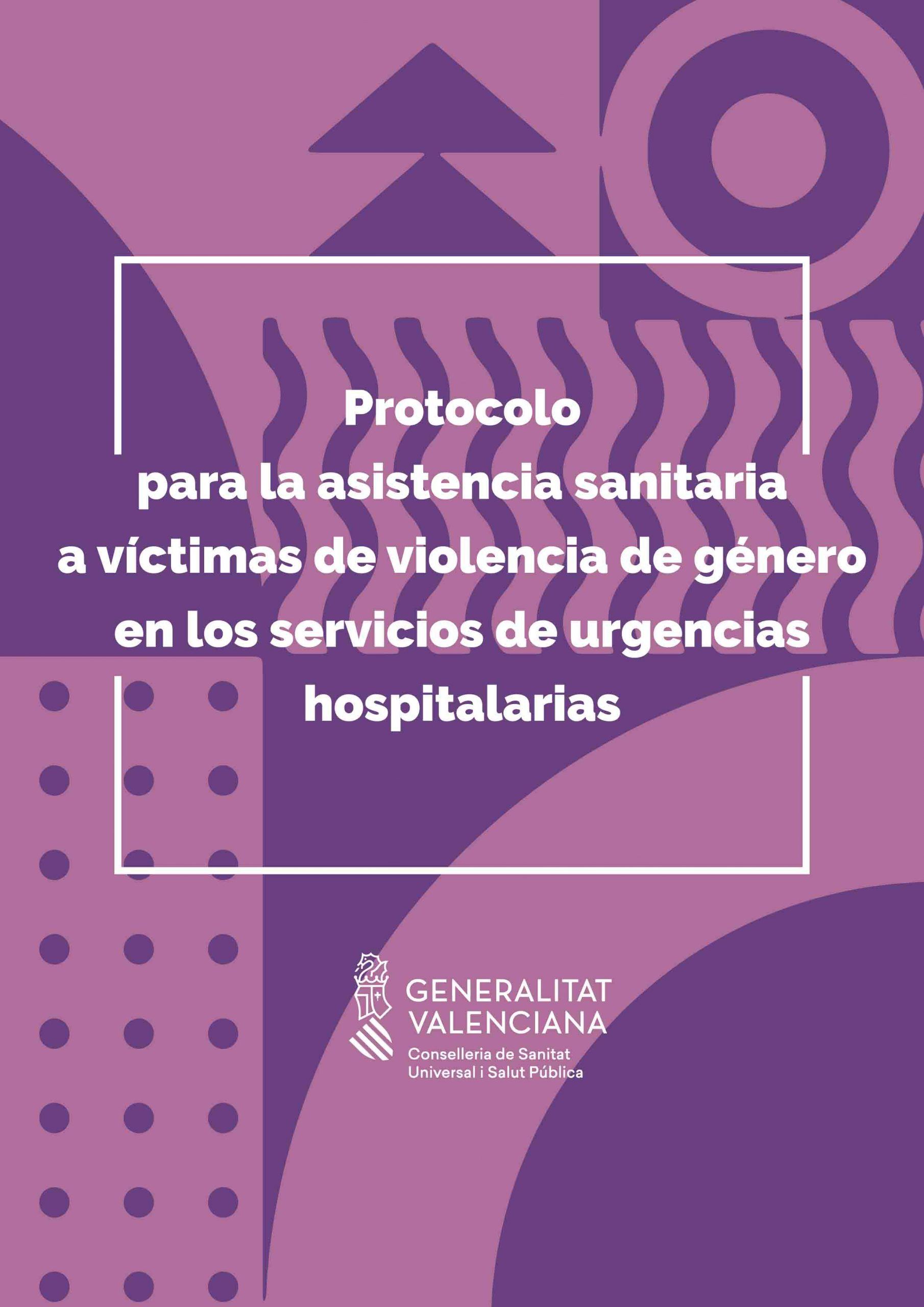 Protocolo para la asistencia sanitaria a víctimas de violencia de género en los servicios de urgencias hospitalarias