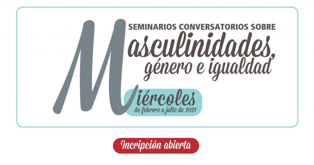 Seminarios conversatorios sobre masculinidades, género e igualdad de la UMH