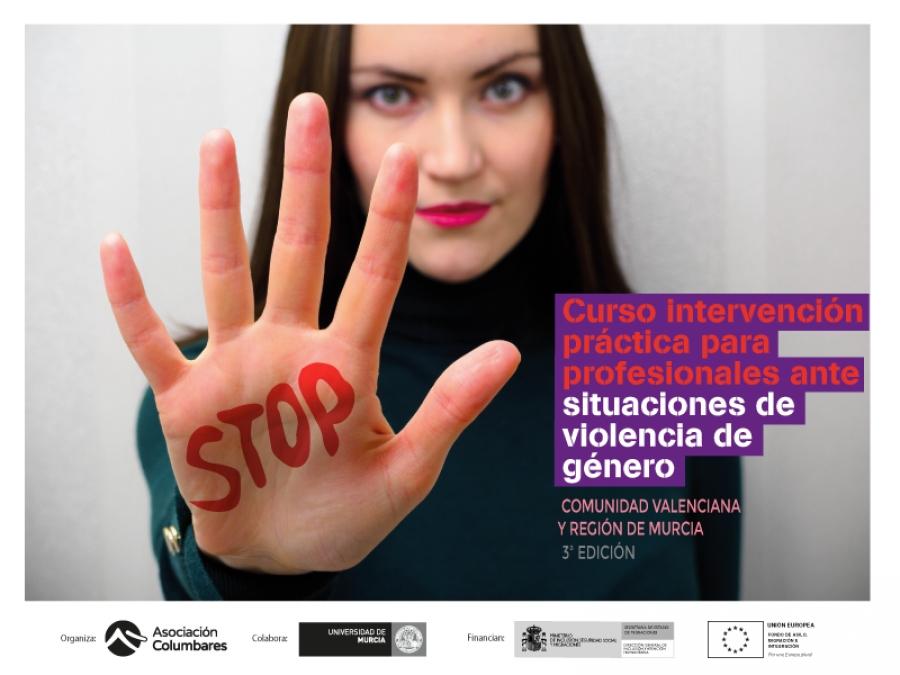 III Edición del Curso Intervención profesional ante la violencia de género